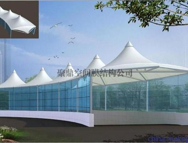 膜结构玻璃房