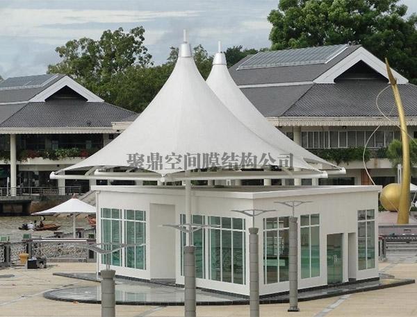 膜结构屋顶