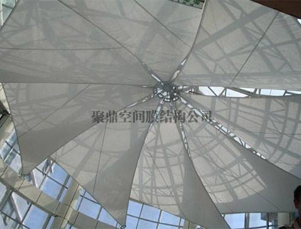 膜结构天花屋顶