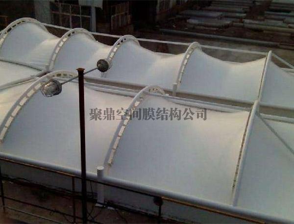 污水池膜结构设计